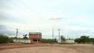 Entrada da Lasa. Indústria de produção de álcool que fica no bairro Shell, em Linhares