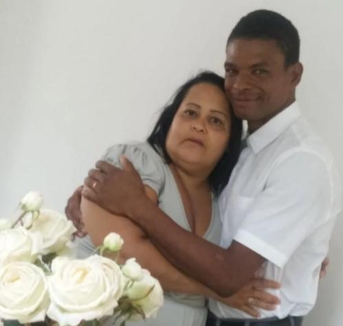 Lídia Pacheco Marques da Costa e Mauro Marques da Costa são casados há seis anos e não têm filhos