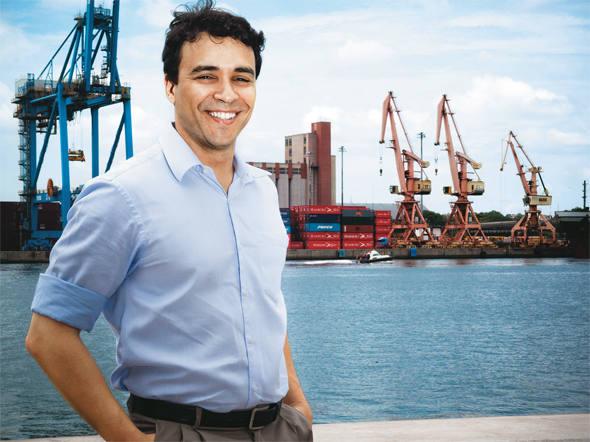 Franco Machado, CEO da Mogai