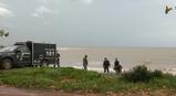 Corpo do homem foi encontrado com marcas de tiro na Praia de Capuba, na Serra