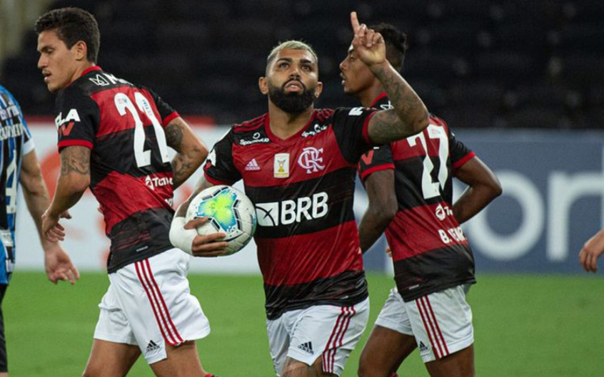 Crédito: Alexandre Vidal/Flamengo