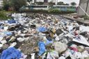 Paralisação no serviço de limpeza urbana