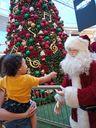 Para estimular o espírito natalino, o Shopping Vila Velha promove neste ano mais uma campanha solidária. Entre as instituições beneficiadas está a Associação de Apoio e Orientação à Criança e ao Adolescente (AAOCA), de Vila Velha