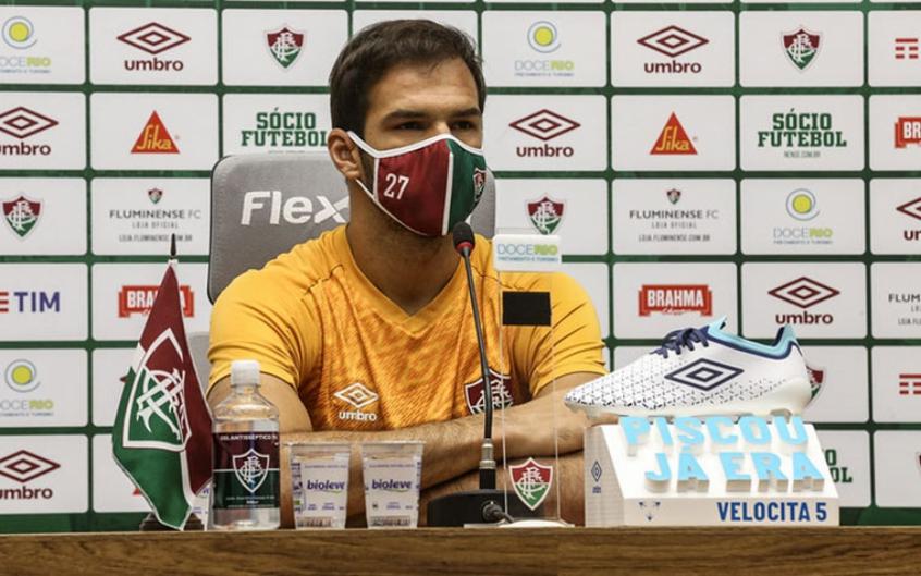 Crédito: LUCAS MERÇON / FLUMINENSE F.C.