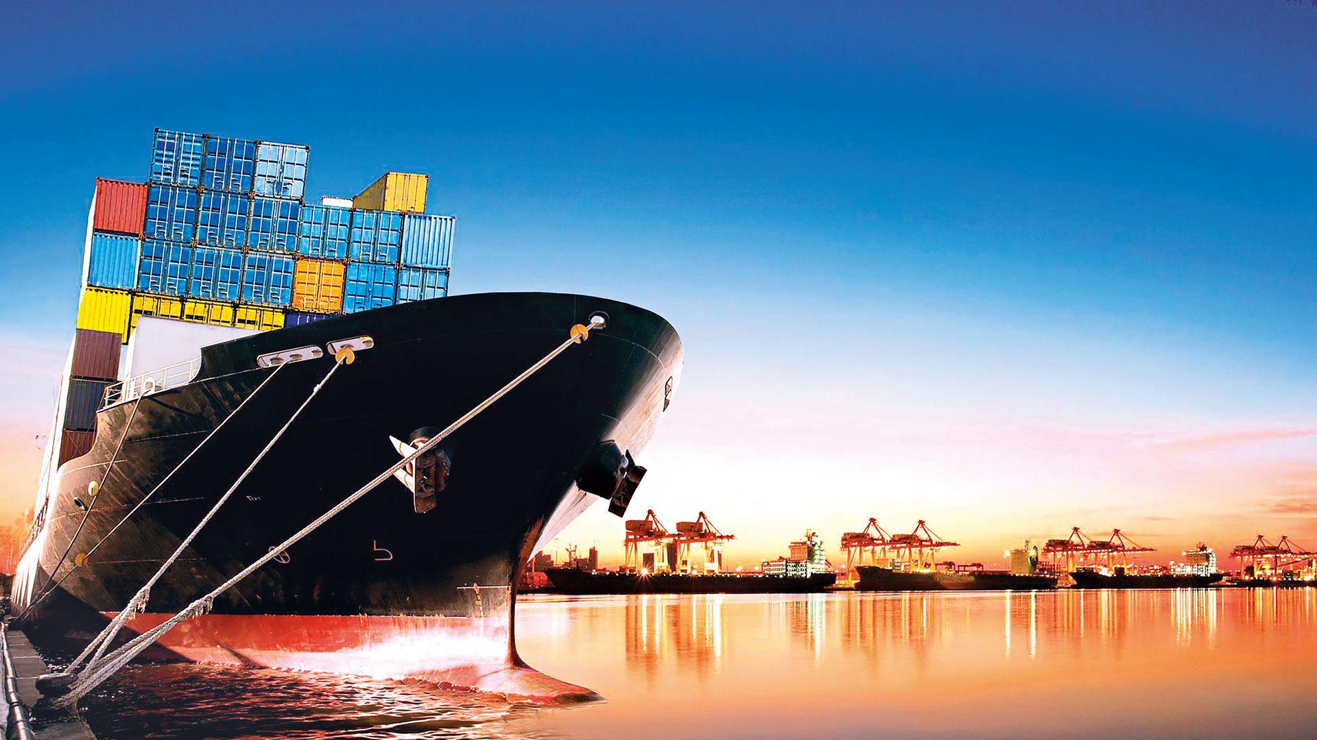 Porto Central estará preparado para receber navios de grande porte