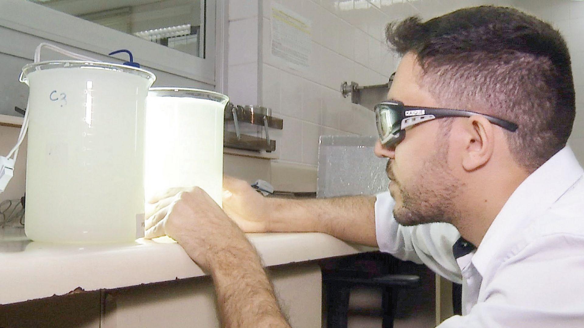 Suzano trabalha no desenvolvimento de nanocelulose