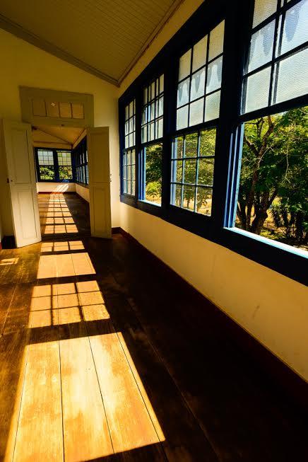 Interior do Casarão da Fazenda do Centro, no interior da cidade de Castelo, no Sul do Espírito Santo