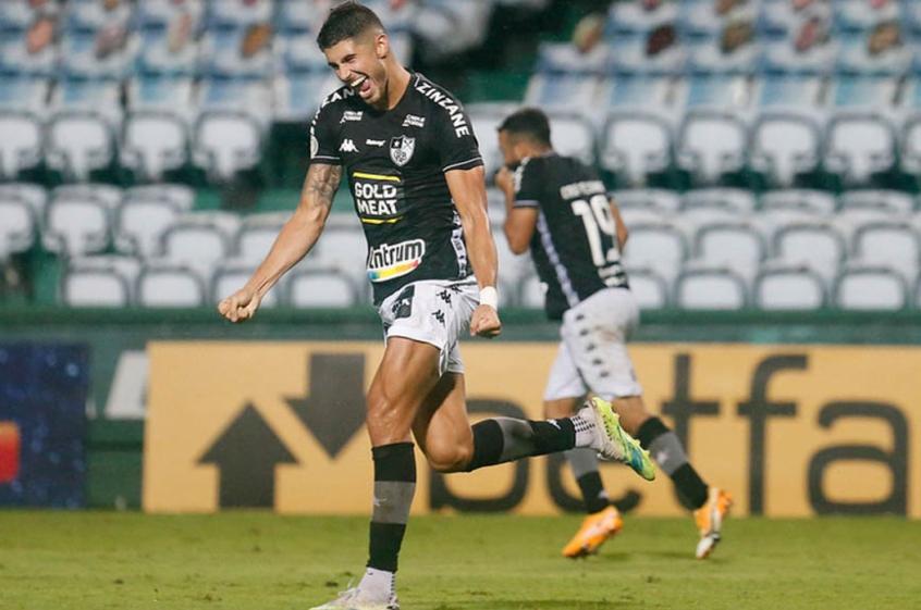 Crédito: Botafogo garante resultado importante no Brasileirão (Vítor Silva/ BFR