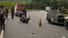 Colisão entre motociclista e caminhão é registrada na BR 262
