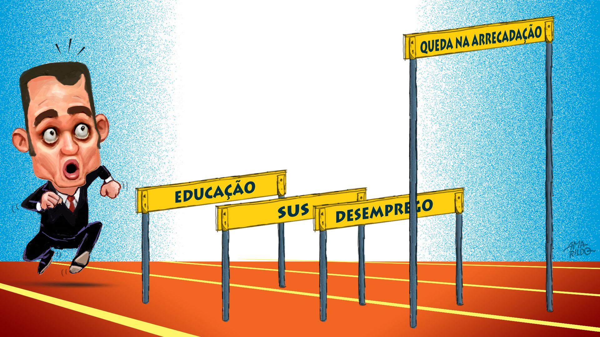 Desafios dos novos prefeitos da Grande Vitória exigirá muitos recursos, em tempos de dificuldades de arrecadação