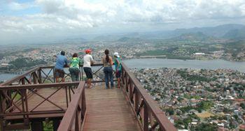 Mirante do Parque Estadual Fonte Grande
