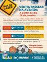 Convite foi divulgado pela rede social da Prefeitura de Barra de São Francisco