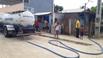 Os moradores do bairro Morro das Flores estão comprando água para beber