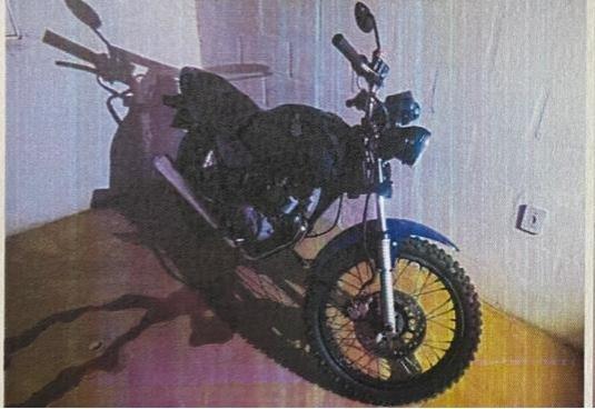 Vítima retirou motocicleta da loja sem consentimento do comerciante
