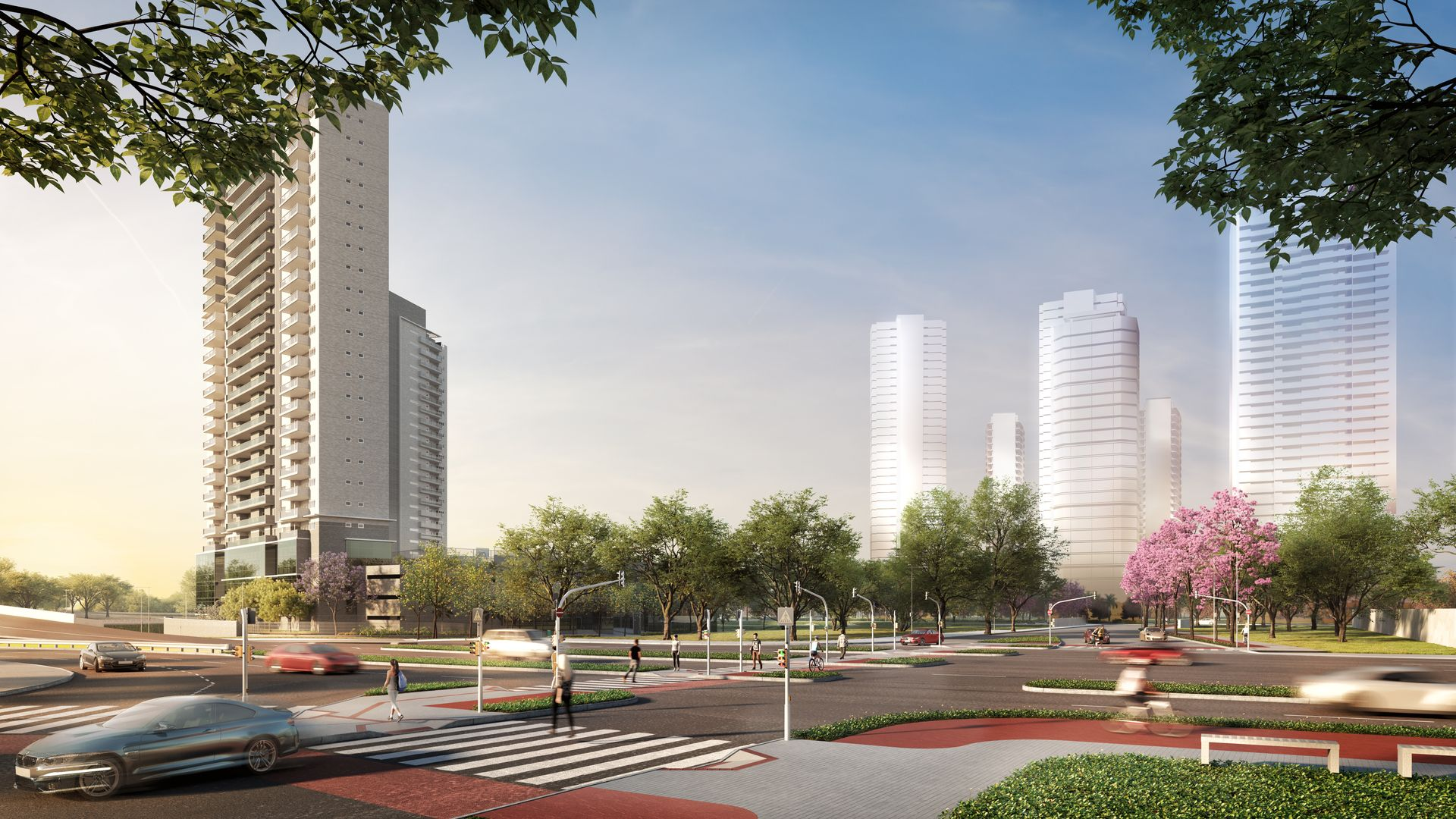 O bairro Costa Nova, em Vila Velha, será lançado pelo Opportunity Fundo de Investimento Imobiliário, com um VGV próximo dos R$ 200 milhões