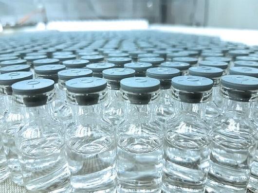Doses da vacina da Oxford em parceria com o laboratório AstraZeneca, que produzida na Fiocruz