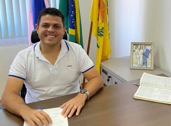 Thiago Peçanha, prefeito de Itapemirim
