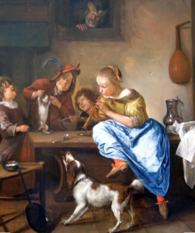 Obra de Jan Steen