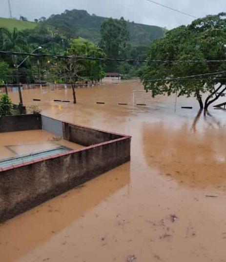 Municípios da região estão alerta para alagamentos e outros efeitos da chuva