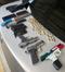 PM também apreendeu três armas e cinco carregadores. Crédito: Divulgação | Polícia Civil