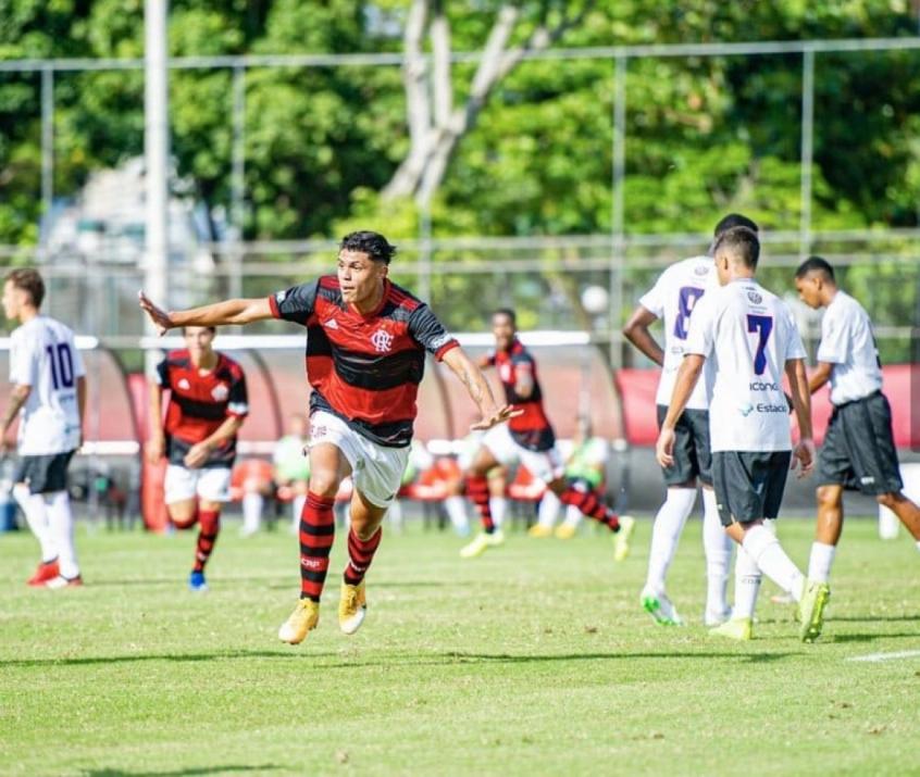 Crédito: Divulgação/Flamengo