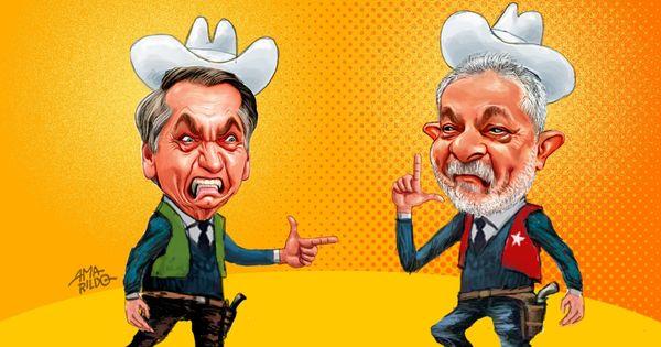 Lula versus Bolsonaro: eleição 2022 começou para valer nesta quarta   A Gazeta