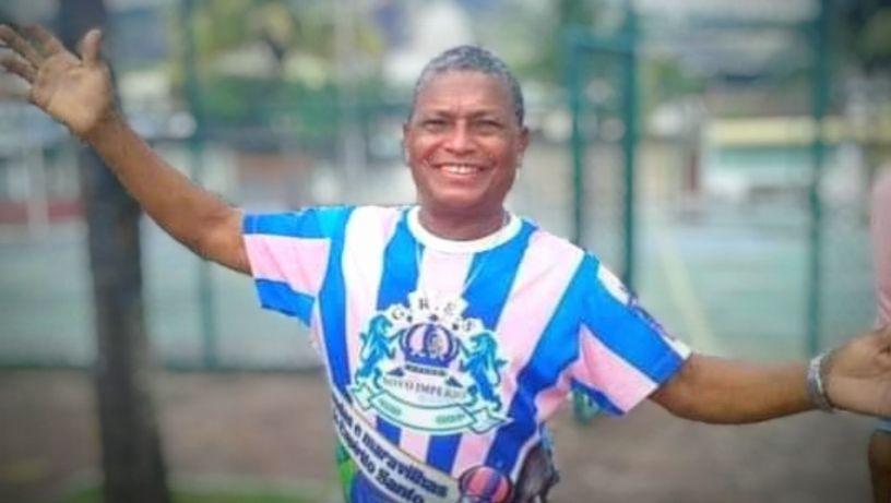 Luiz Carlos do Santos, o Polha