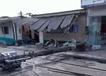 Imóveis foram atingidos por caminhão desgovernado em São Mateus