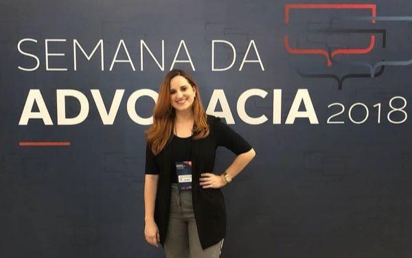 Mariana Zucarello morreu aos 31 anos, vítima da Covid-19. Ela era ativista dos Direitos Humanos e advogada. Crédito: Acervo pessoal