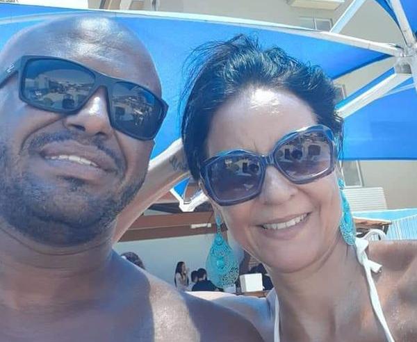 Cabo da PM, Márcio Borges Ferreira matou a esposa Kátia Matos da Silva Ferreira no domingo (11), na frente da filha, em Vitória. Crédito: Reprodução | Redes Sociais