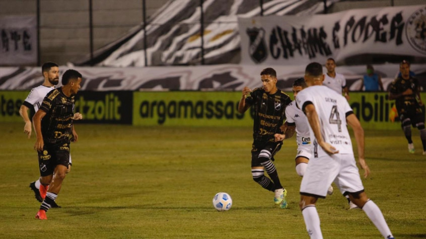Crédito: Rennê Carvalho/ABC F.C.