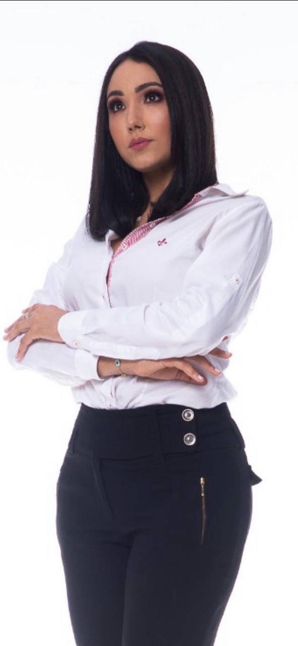 Dra. Sara Gabrielle Rodrigues Dantas é especialista em Direito Previdenciário