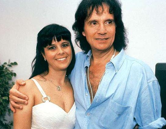 Roberto Carlos e Maria Rita