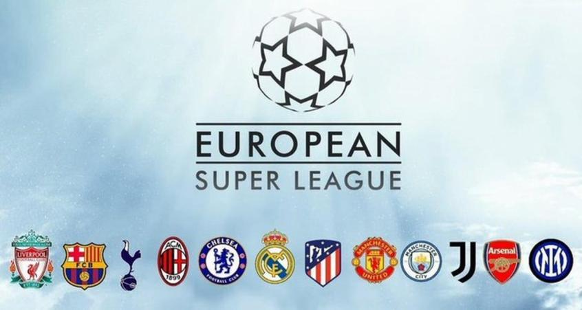 Crédito: Superliga Europeia pretende revolucionar o futebol europeu (Imagem: Divulgação