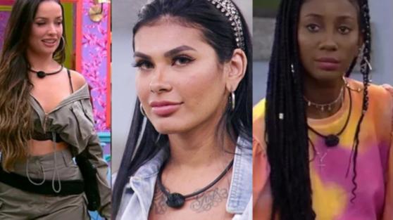 Sisters utilizam peças-chaves em looks no Big Brother Brasil. Crédito: Reprodução/TV Globo
