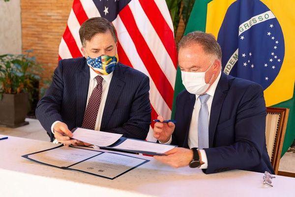 Carta de governadores sobre clima foi bem recebida pelos EUA, diz  embaixador | A Gazeta