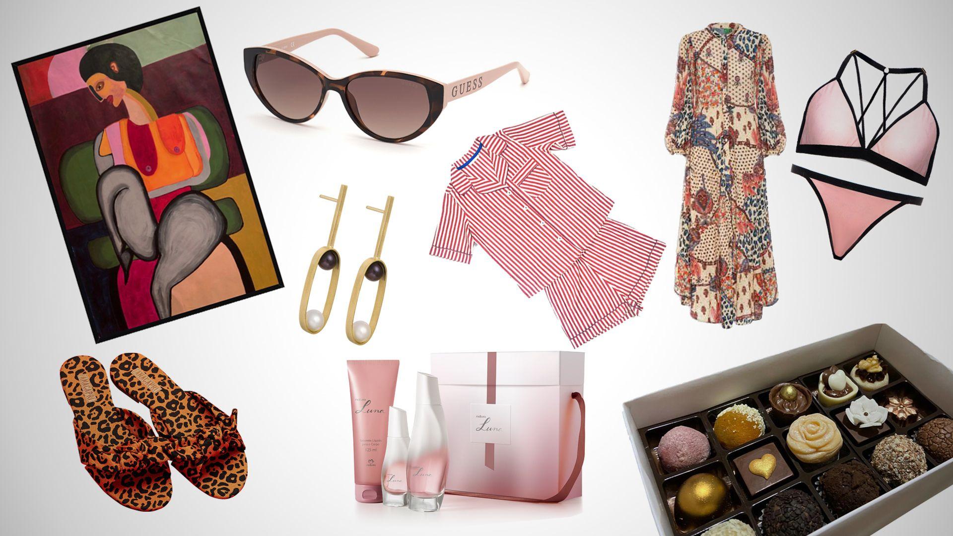 Uma seleção de presentes para você fazer bonito no Dia das Mães