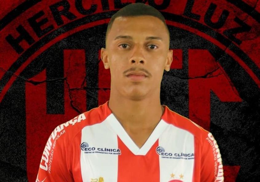 Crédito: Atleta foi expulso e julgado por cartão vermelho ainda na Série B do estadual de 2020 (Divulgação/Hercílio Luz