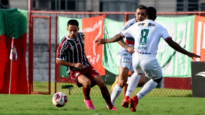 Crédito: MAILSON SANTANA/FLUMINENSE FC