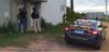 PRF realiza busca e apreensão em casa de eventos onde motorista foi após matar mulher