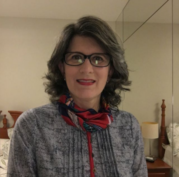 A geriatra e paliativista Gleida de Oliveira Lança avalia que o impacto de ordem física e emocional é algo difícil de se calcular. Crédito: Aracê Casa de Vivência/ Divulgação