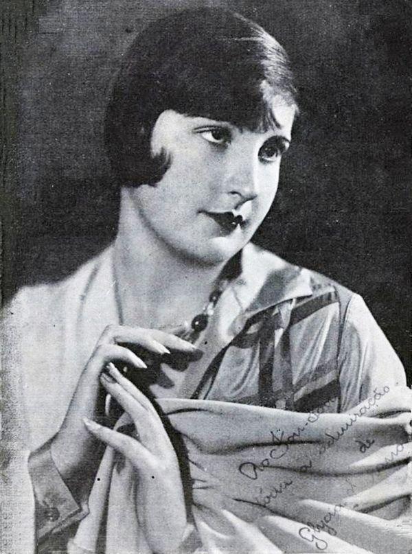 Glycia Serrano, representante de Vila Velha, vencedora do Miss Espírito Santo 1929