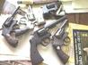 Armas foram recolhidas no dia do assalto