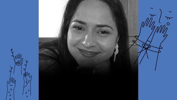 Regiane Caetano, 38 anos, realizava o sonho sendo professora
