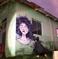 Obra de Camilla Correa (Camz), em Viana