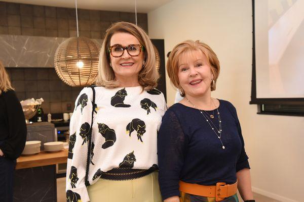 Zelda Helal e Karem Dolores
