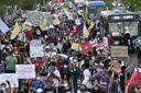 Ato contra Bolsonaro em Vitória