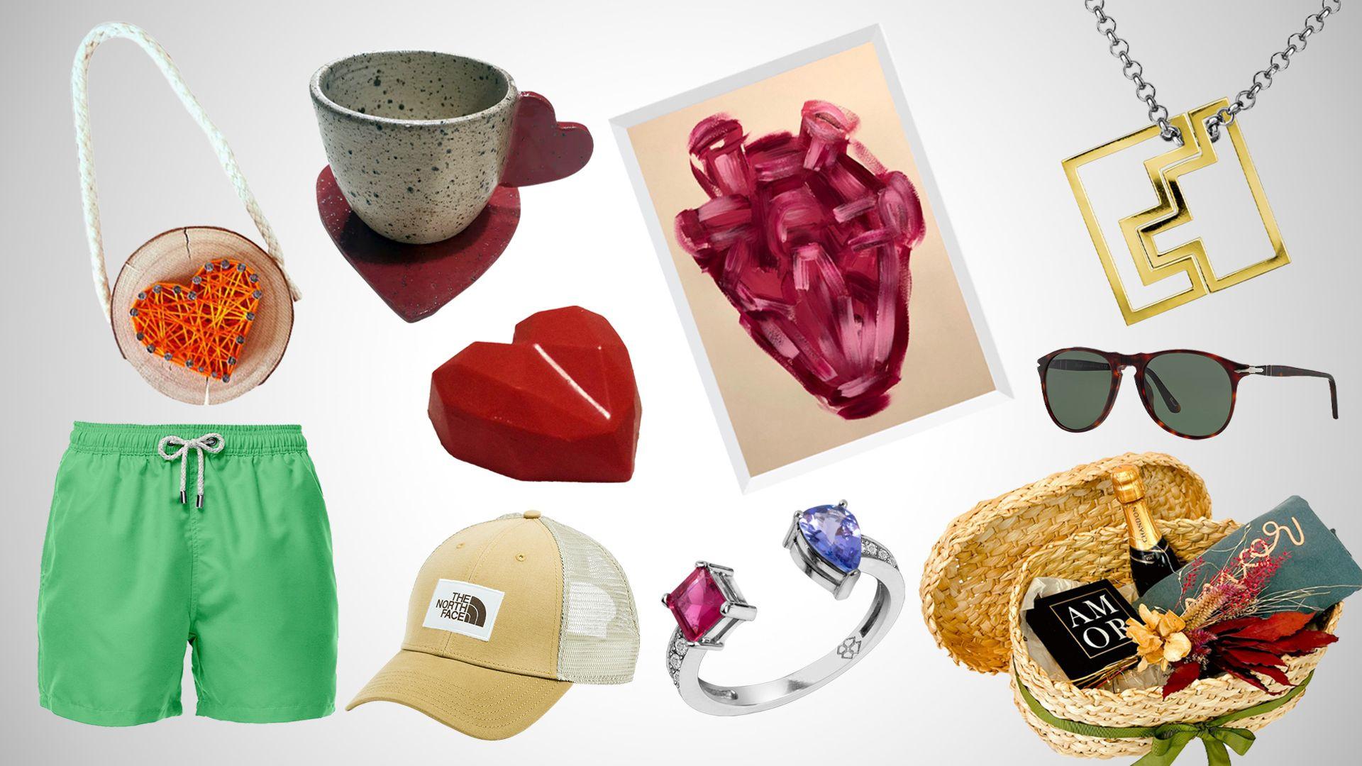 Uma seleção de presentes para você fazer bonito no próximo dia 12 de junho e celebrar o amor