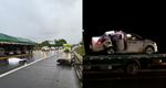 Motociclista morre após colidir com carro na BR 101 em Linhares