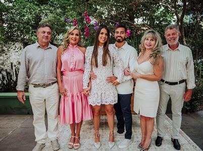 Leonardo Malisek, Karin Pacheco, Camila Pacheco, Lorenzo Mendez, Cássia Rodrigues e José Alves